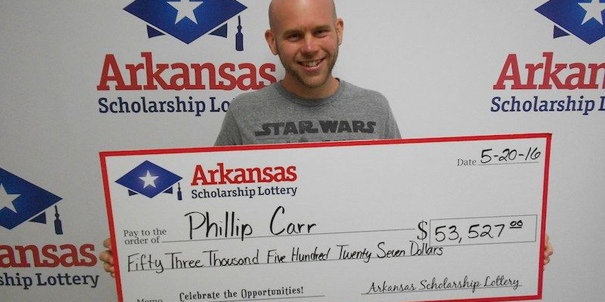 Paragould man wins big in lottery