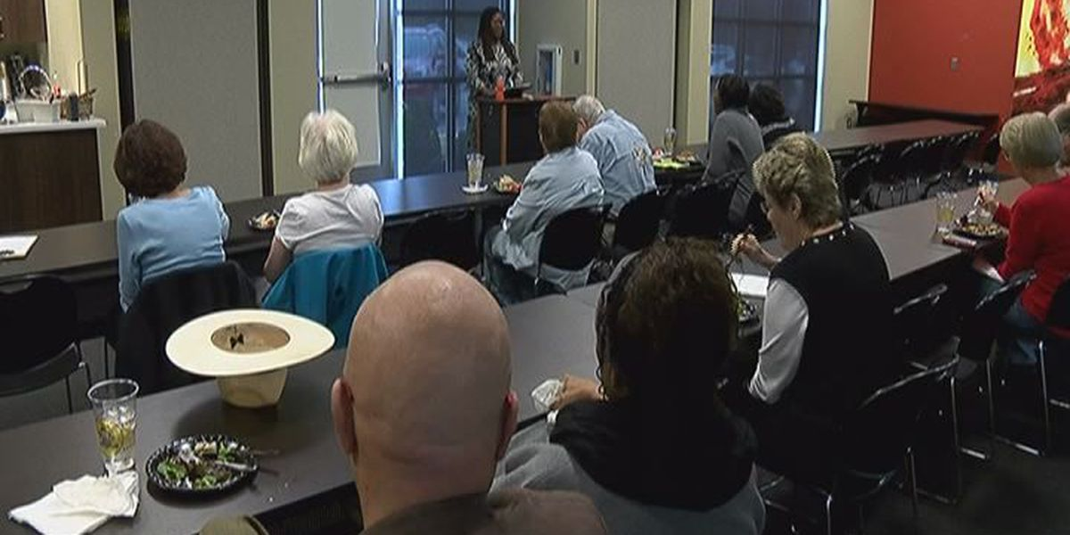 Lunch and learn focuses on seasonal disorders