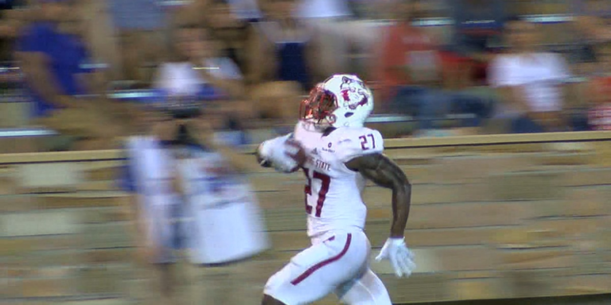 Arkansas State beats Tulsa 29-20, first non-conference road win since 2008