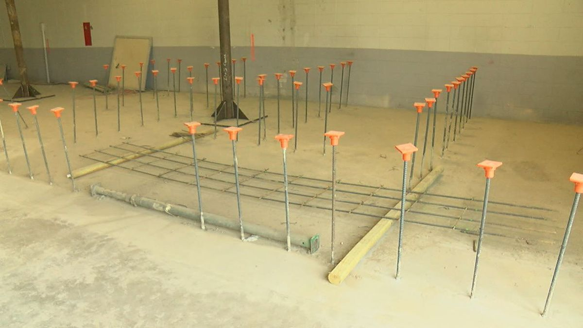 Work full steam ahead on new Blytheville Justice Complex