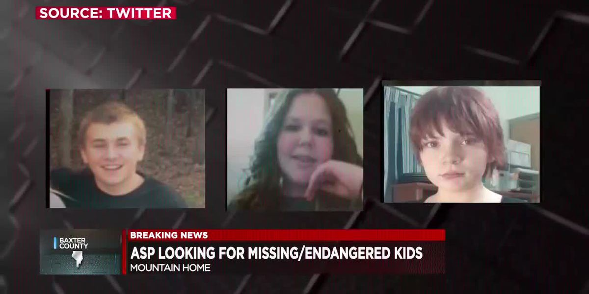 Police looking for missing and endangered kids