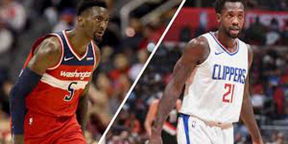 Portis and Beverley land new deals in NBA free agency
