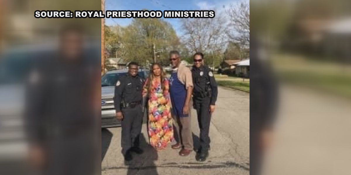 Jonesboro church provides free meals for first responders and those in need