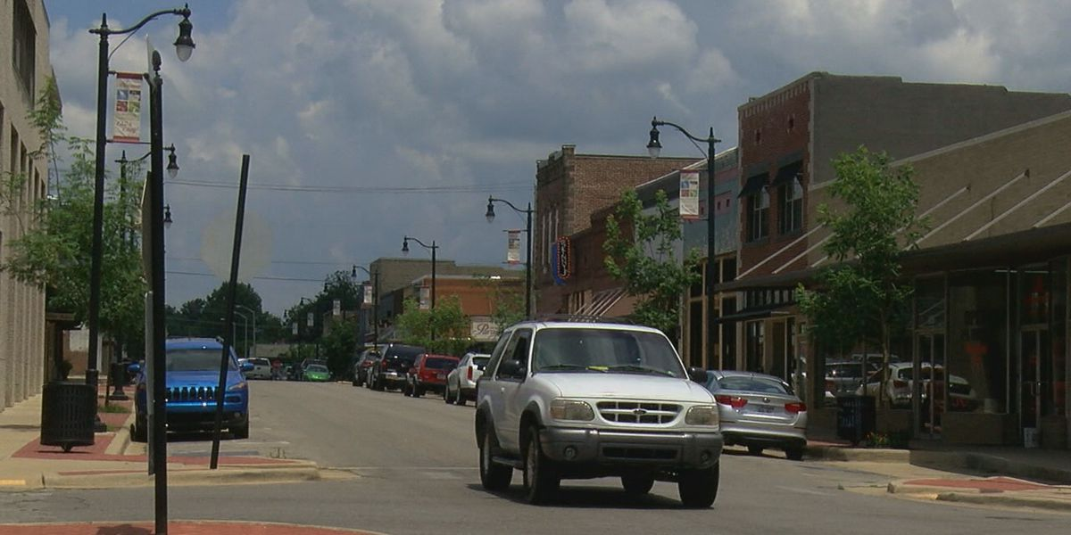 Growth in number of businesses for downtown Paragould