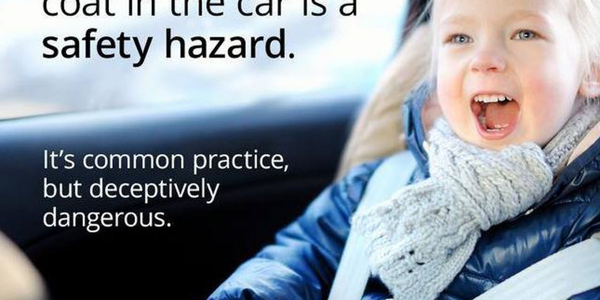 Keeping kids safe and warm in the car