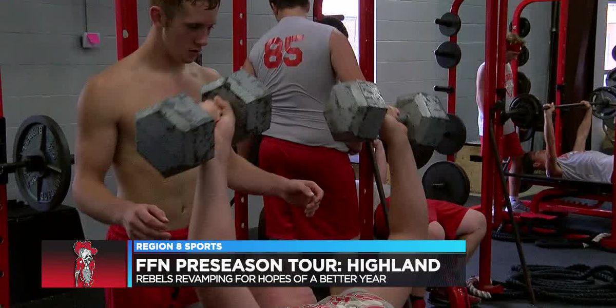 FFN Preseason Tour: Highland