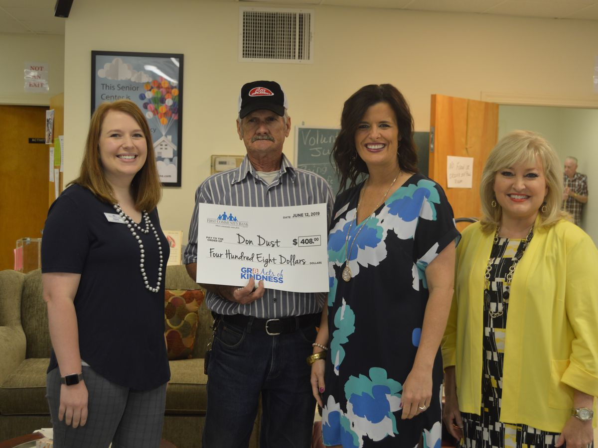 Region 8 Gr8 Acts of Kindness winner feeds tremendous needs