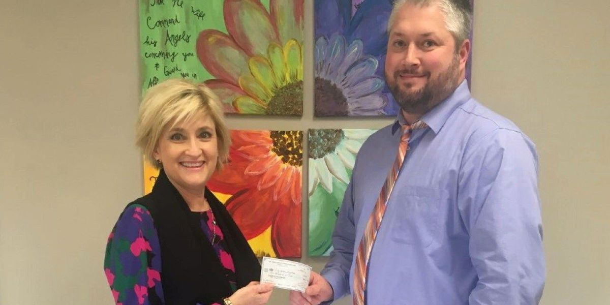 Gr8 Job: Business donates to City Youth Ministries