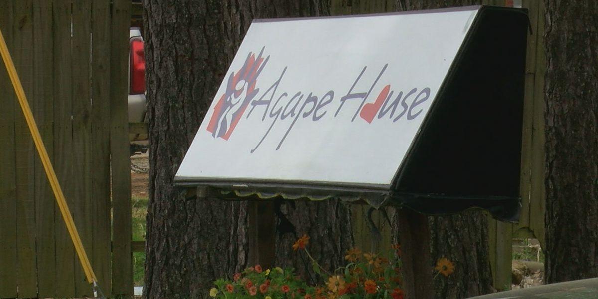 Agape House fearful of closing their doors