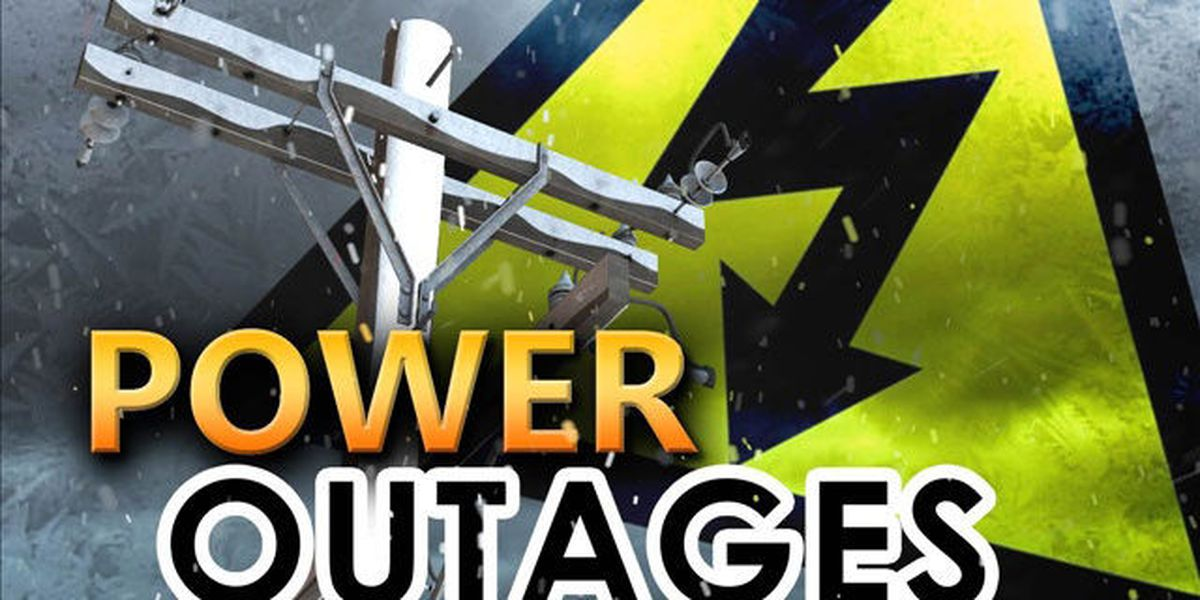 Power outages reported throughout Northeast Arkansas