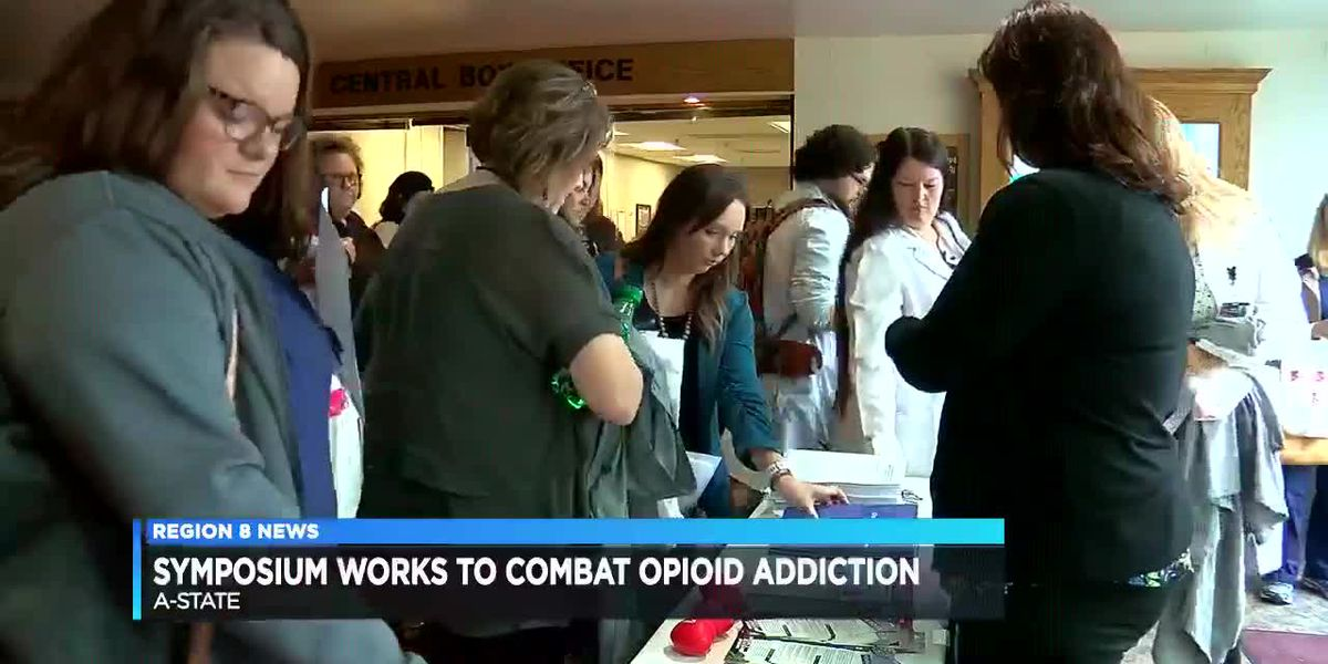 Symposium works to combat Opioid Crisis