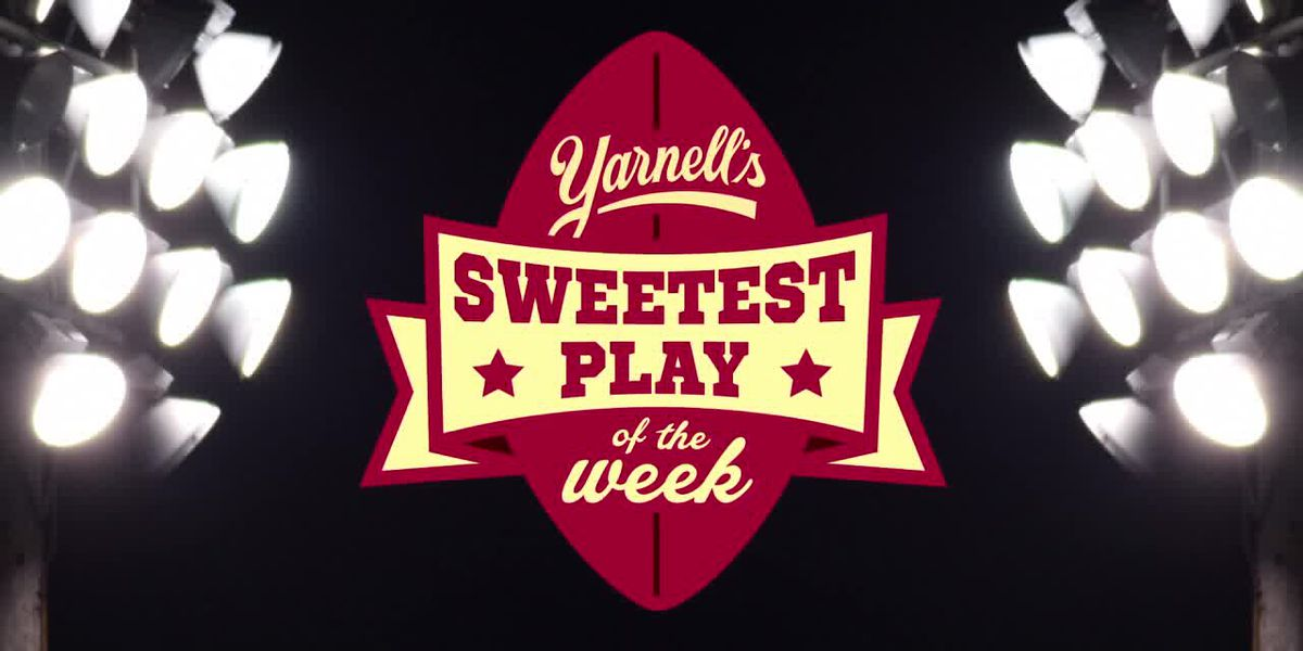 Vote for the Yarnell's Sweetest Play of the Week (10/25/19)