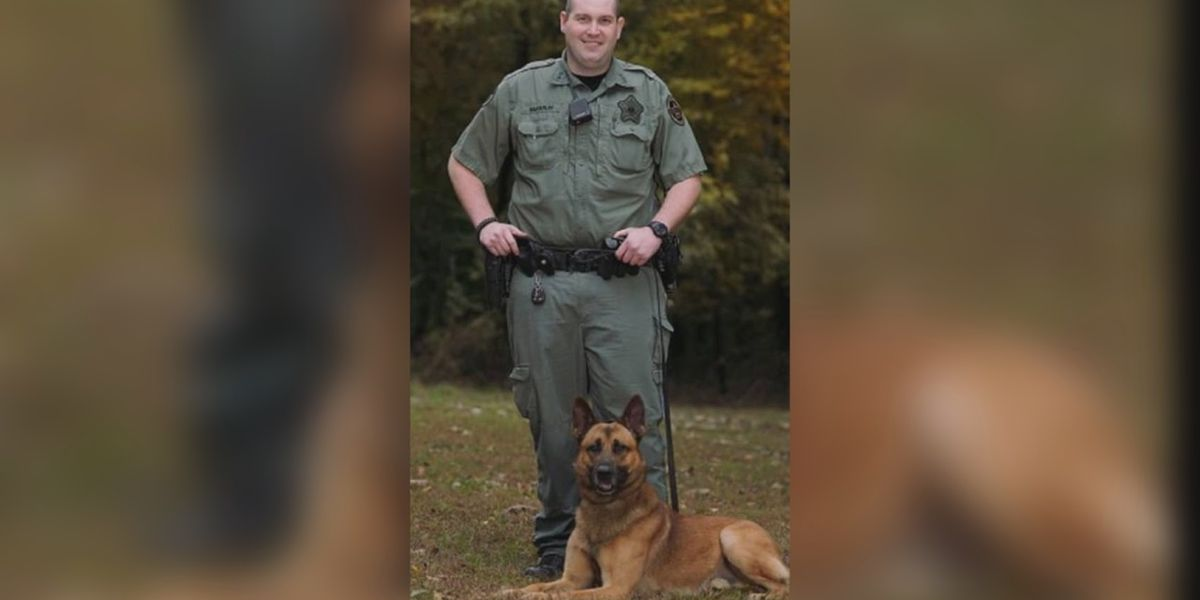 Craighead Co. K9 officer to receive body armor