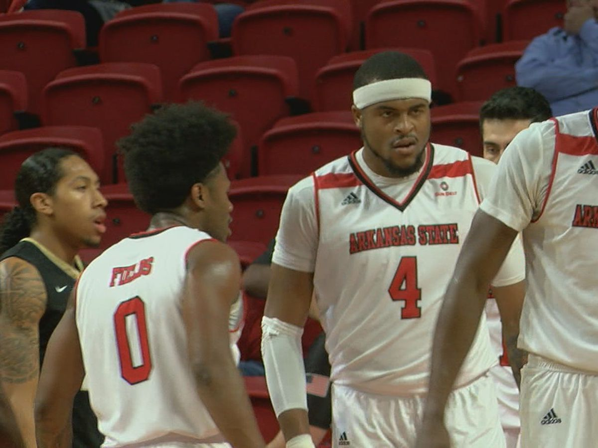 28 point swing leads to 3rd straight win for A-State men