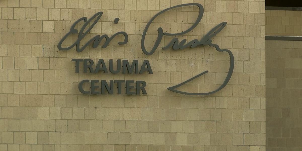 Memphis trauma center turned ambulances away due to overcrowding