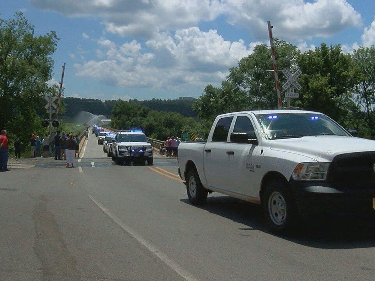 Community, family honor fallen Stone County deputy