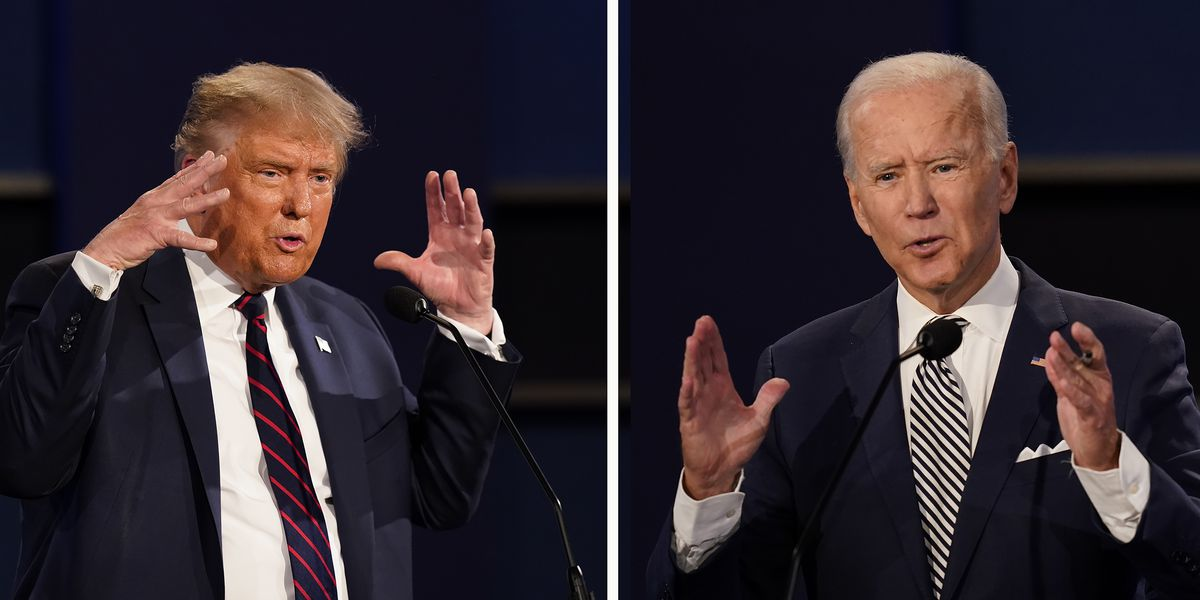 Trump calls for in-person 2nd debate but plans replacement town hall