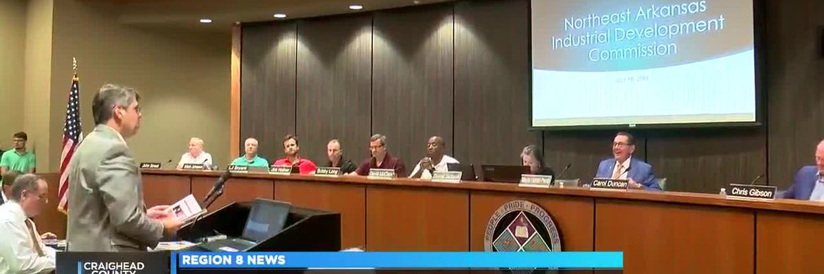 Jonesboro Unity Committee approved, truck route ordinance tabled