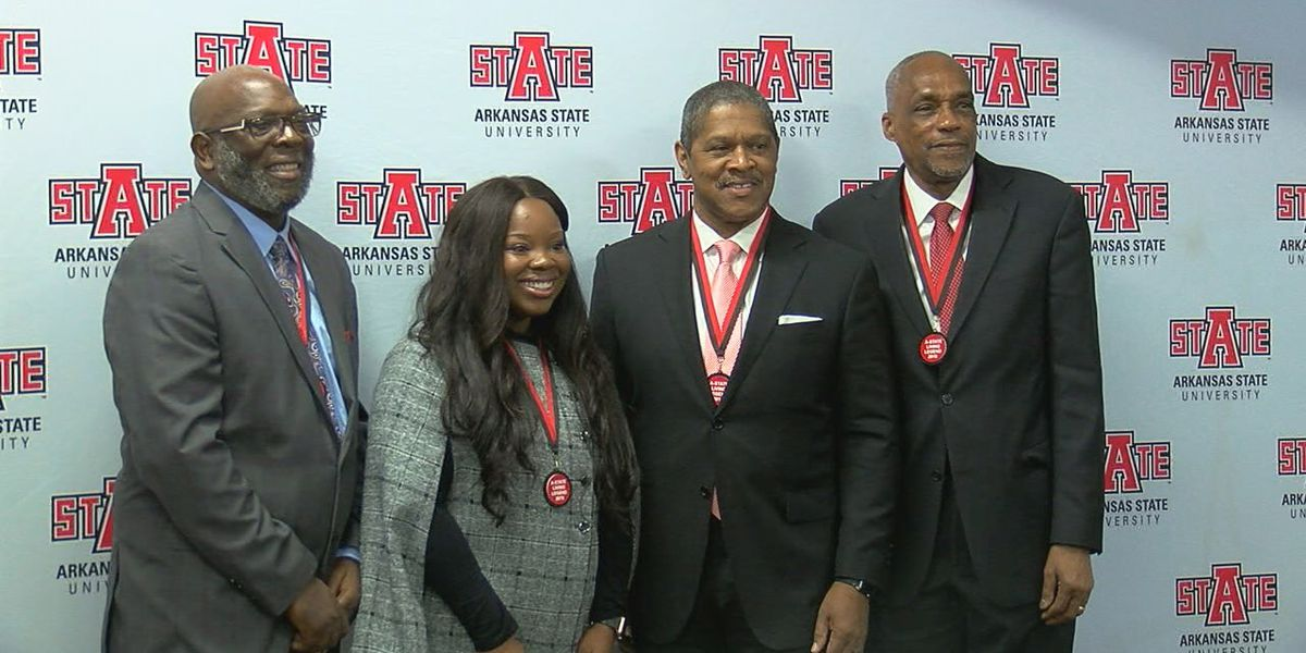 """A-State honors """"Living Legends"""" graduates for Black History Month"""