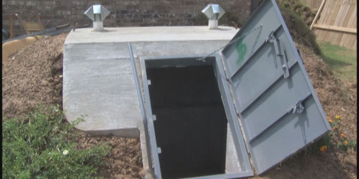 Storm shelter requirements for certification