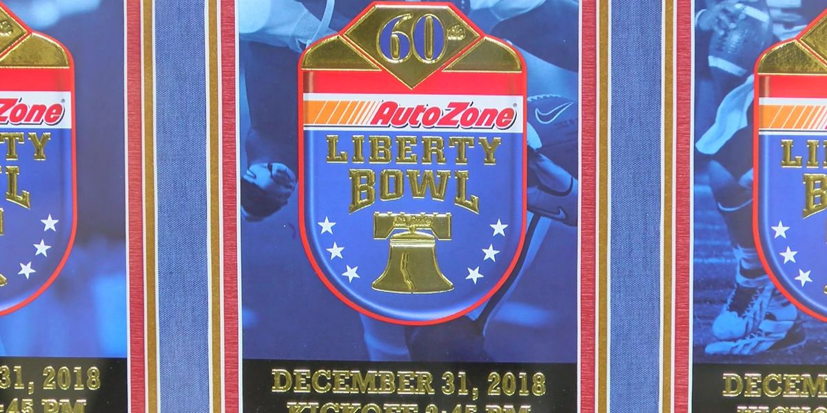 60th annual AutoZone Liberty Bowl to bring in $25M