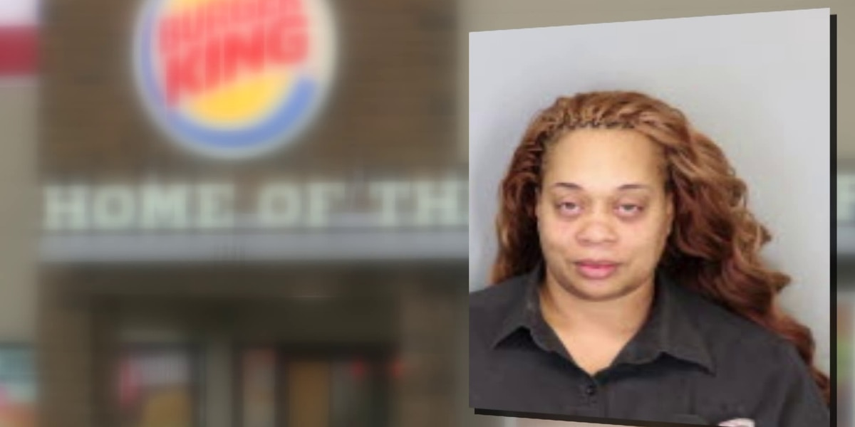 Burger King employee arrested, accused of pointing gun at customer