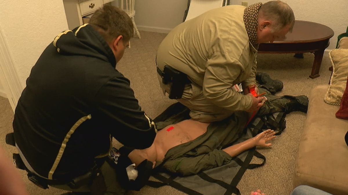 First responders train for tomorrow's emergencies
