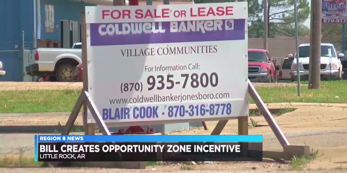 State Senator proposes bill to create state tax incentives for opportunity zone investors