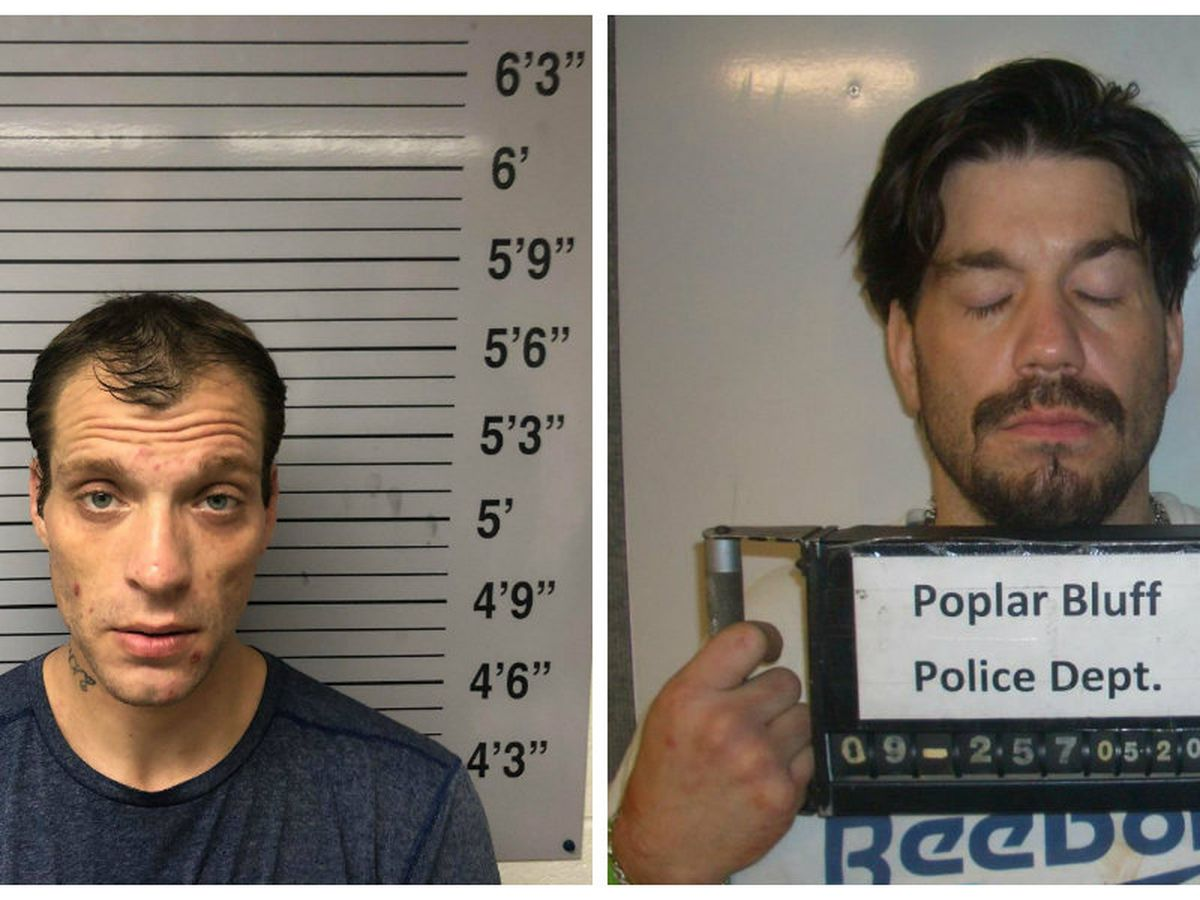 2 armed, dangerous sought after shooting in Poplar Bluff