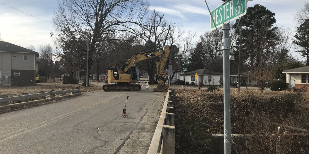 UPDATE: Bridge replacement to impact Gee Street traffic