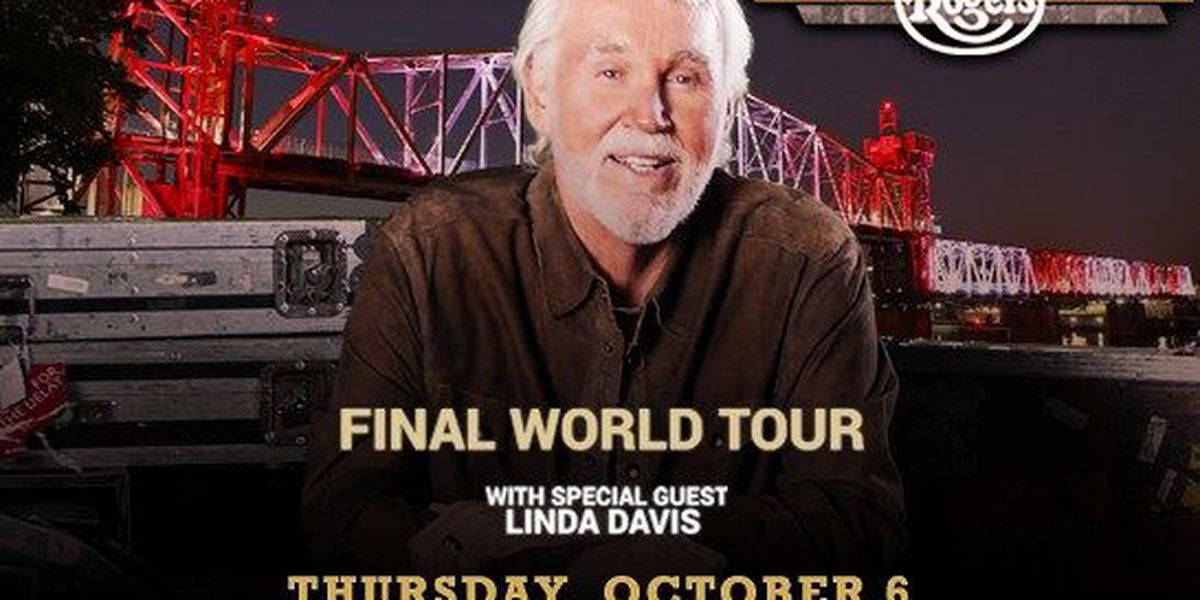 Kenny Rogers to perform at Verizon Arena