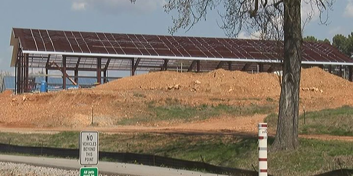 New projects underway at Batesville Park and Recreation