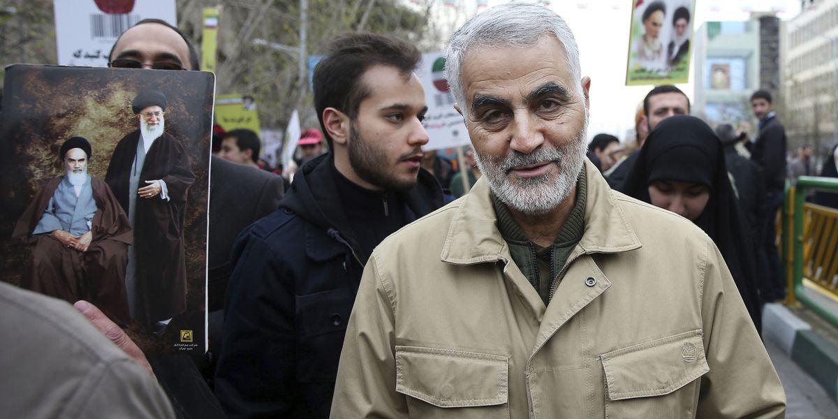 US kills Iran's most powerful general in Baghdad strike