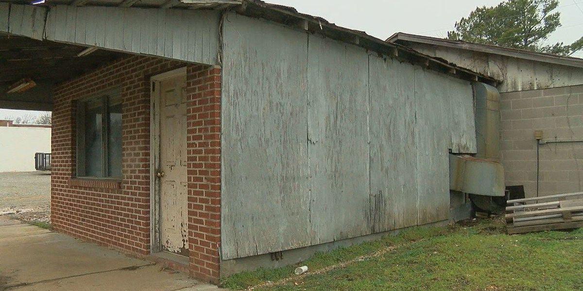 Brookland building storm safe room for spring weather season