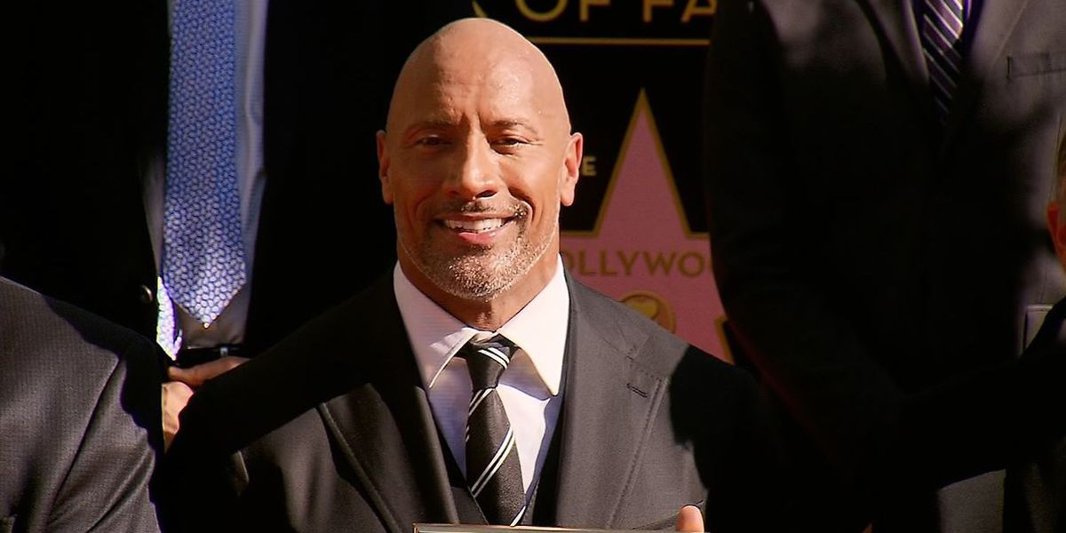 No, the 'The Rock' did not slam millennials as the snowflake generation