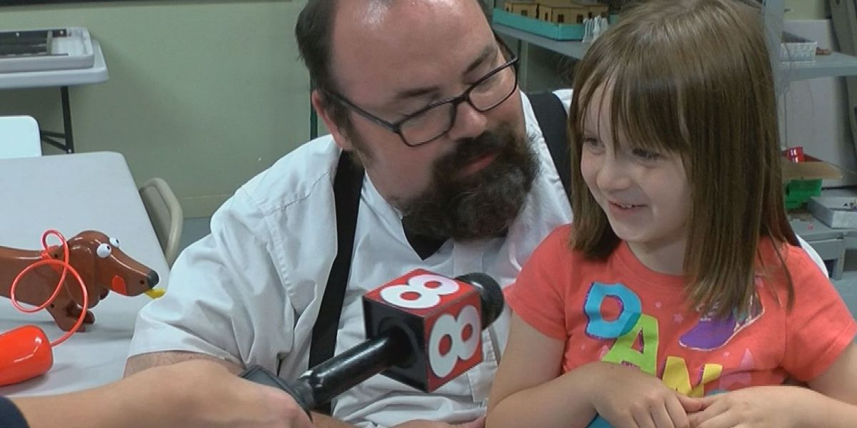 Gaming store held special event on Father's Day