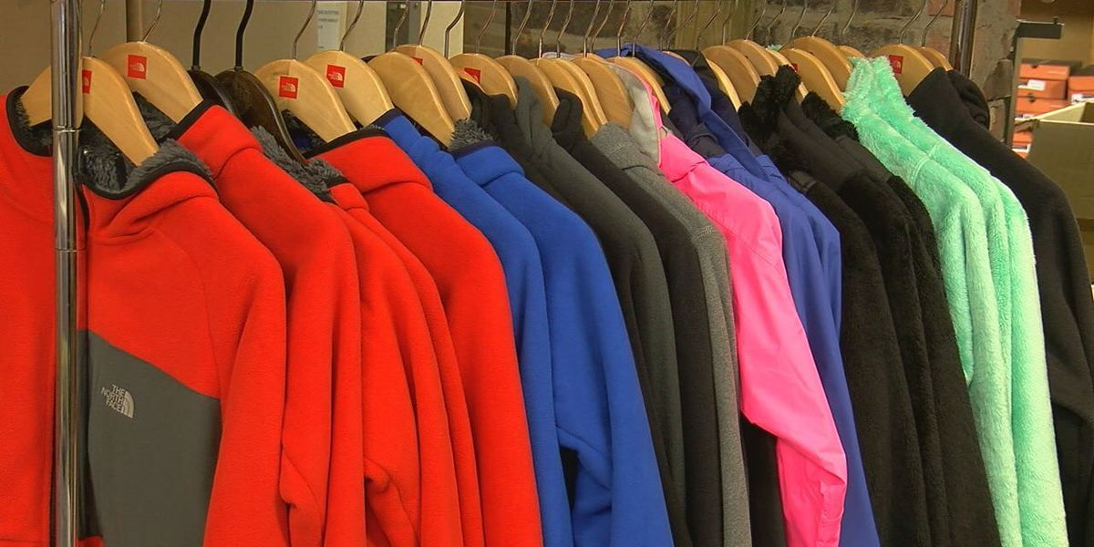 Coats are heading to children's homes