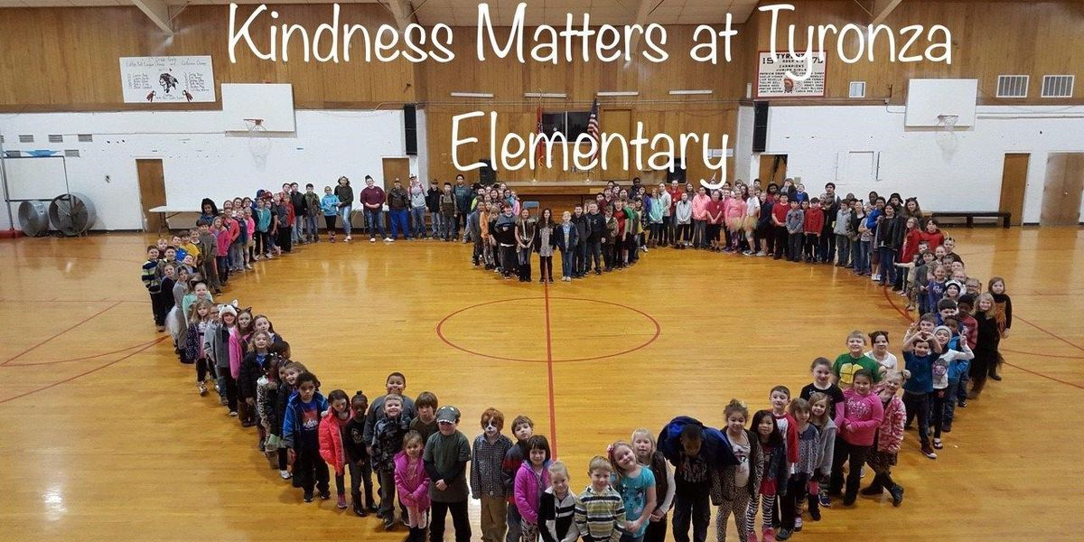 GR8 Job: Students creating a culture of kindness