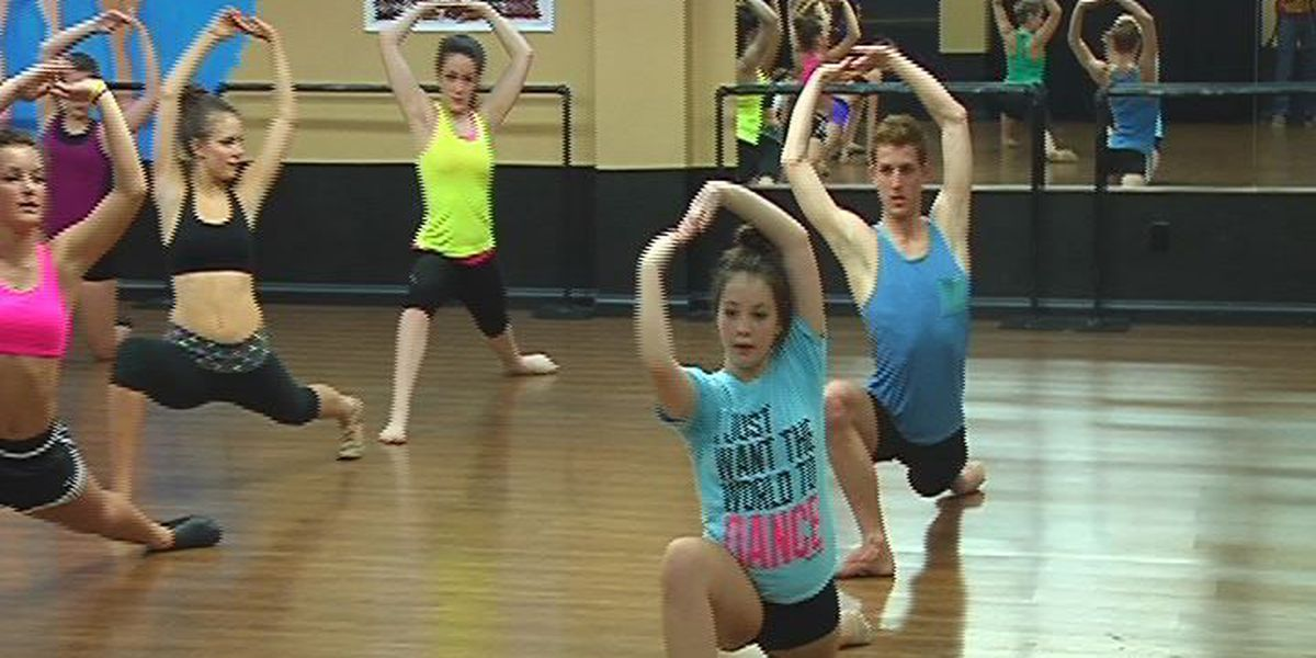 Region 8 Dance studio gets a visit from an unusual teacher