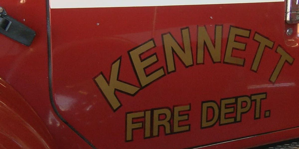 Kennett Fire Department comes together to support man whose wife died in car crash