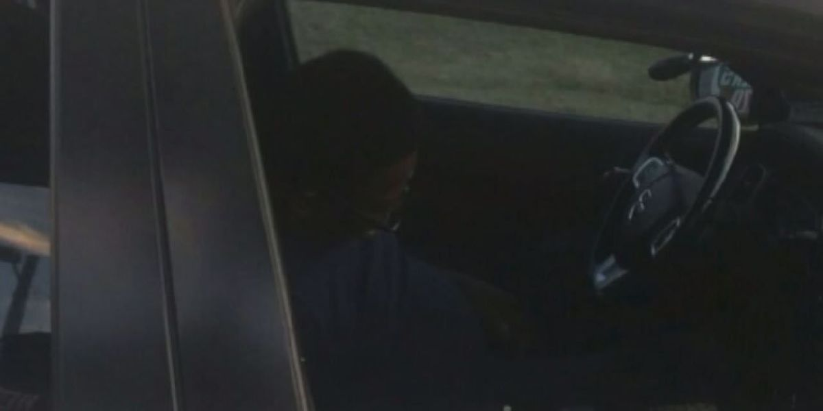 Police chief responds after caught sleeping in his patrol car