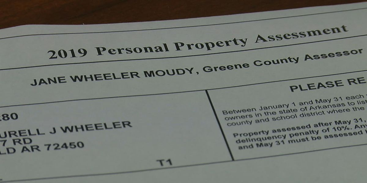 Statewide error forces assessors to resend property values