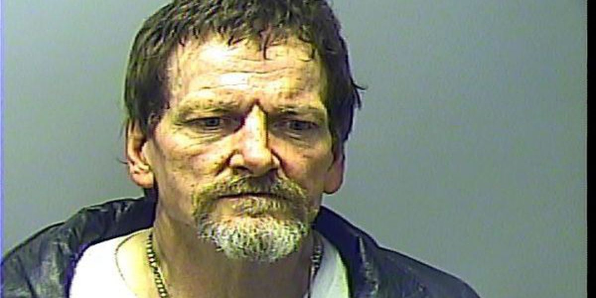 Traffic stop leads to man's arrest on drug charges