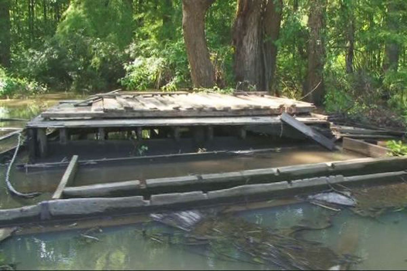 8 Investigates: Duck blinds destroyed in northeast Arkansas