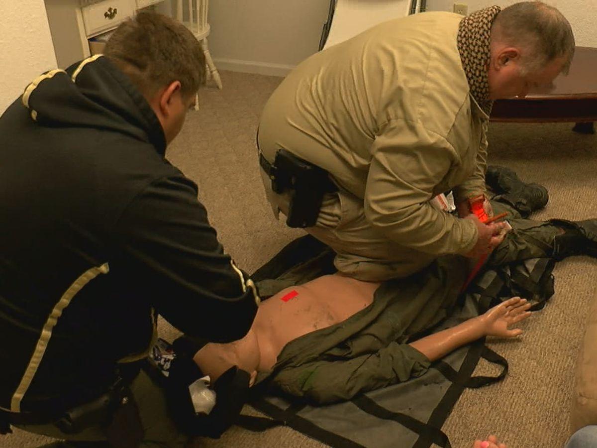 Training for tomorrow's emergencies