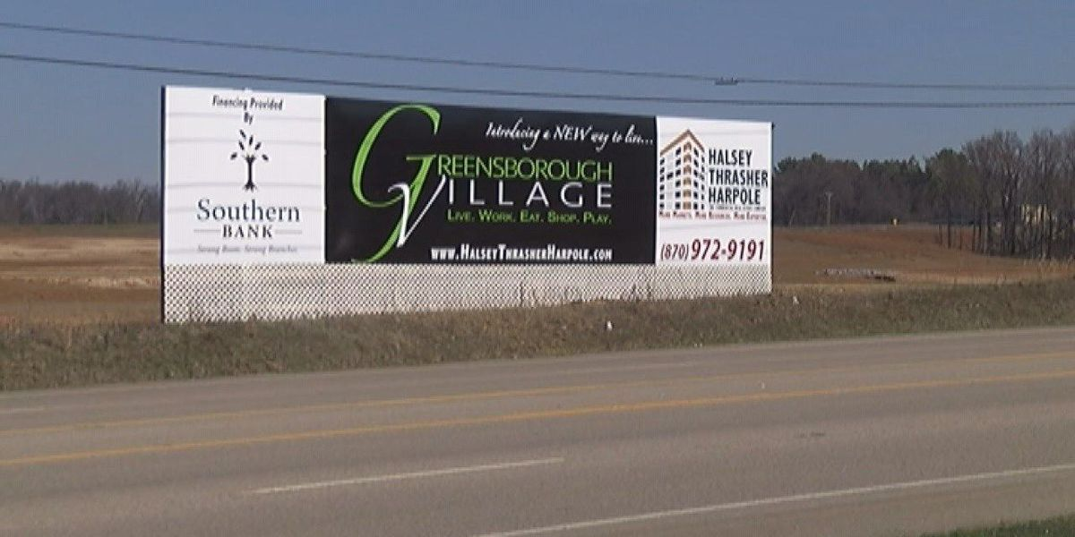 Greensborough Village project sees first building construction project