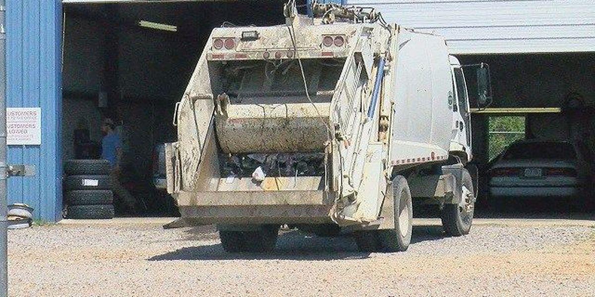 Small town seeks new sanitation service