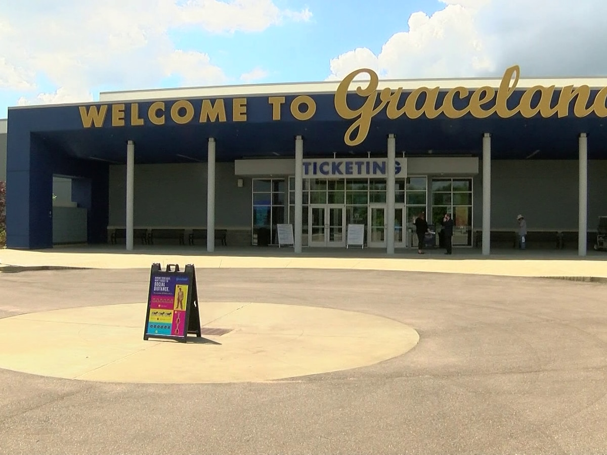 Graceland reopens to Elvis fans with limited capacity