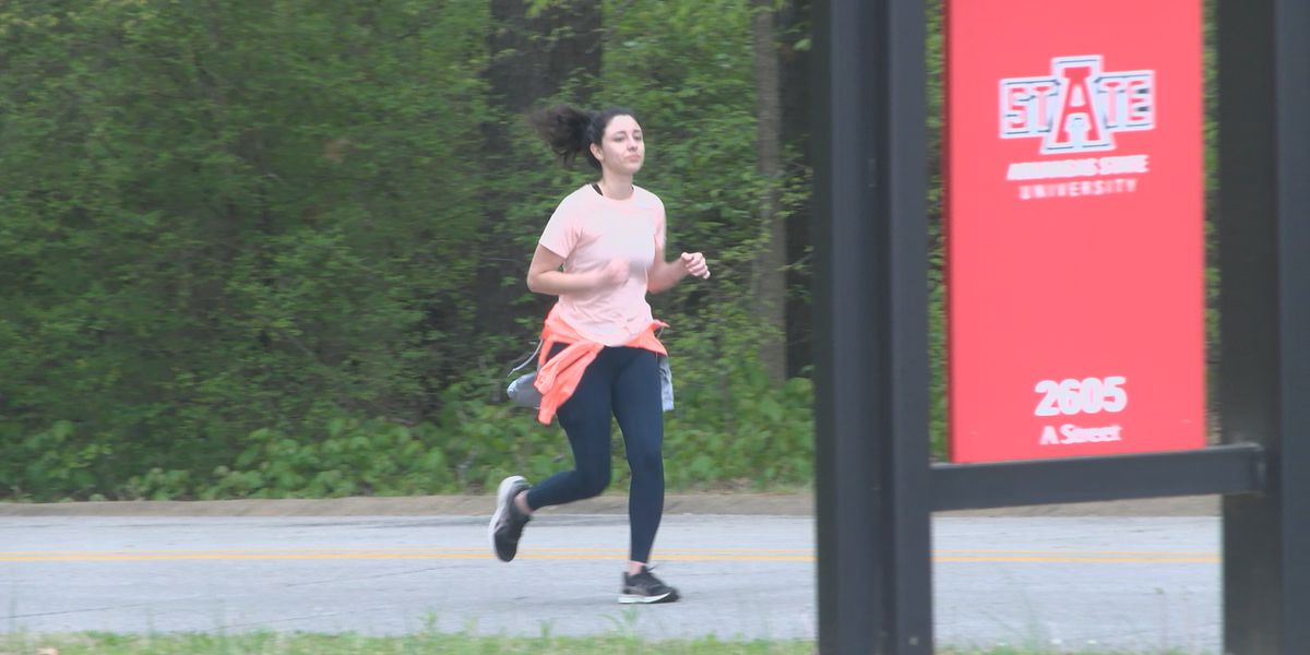 A-State students hold 5K for Lymphoma research