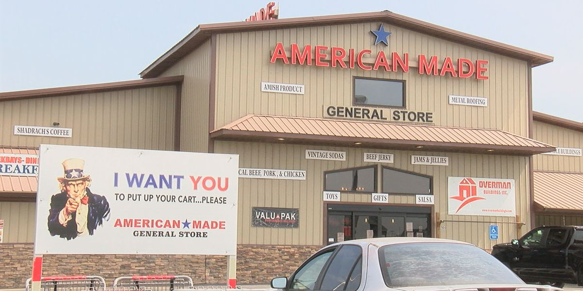 American Made owner says store will not enforce mask mandate